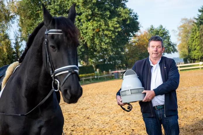 Maytec Nederland halotherapie paarden